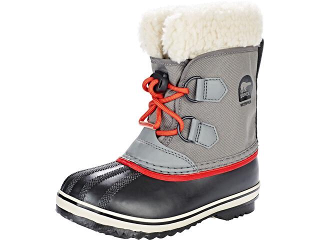 Sorel Yoot Pack Nylon Boots Barn quarry/sail red